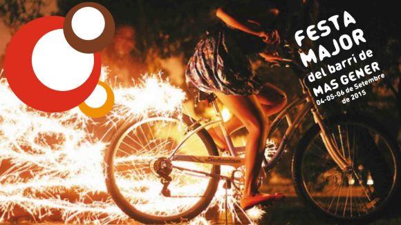 La Festa Major de Mas Gener se celebrarà el 4, 5 i 6 de setembre