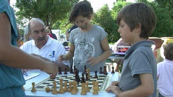 Mira-sol enceta aquest divendres la festa grossa amb el pregó del president del Club d'Escacs Sant Cugat