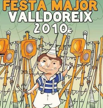 Cartell de la Festa Major de Valldoreix