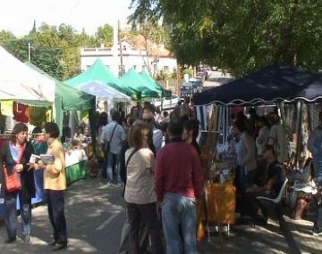 La paella, les paradetes i els concerts omplen de gresca la Festa Major de Valldoreix