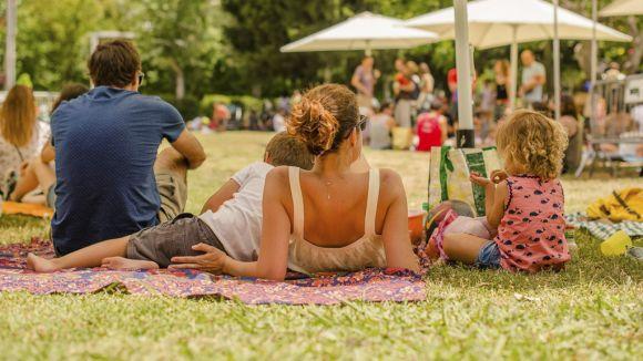 Coneix els espais de la Festa Major dedicats a activitats per a tota la família