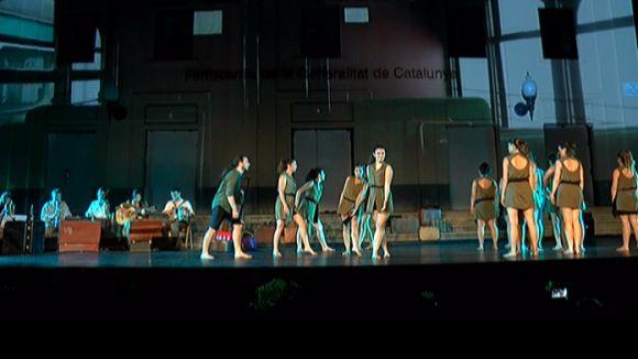 Imatge de l'espectacle 'FentVia'