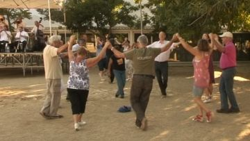 Mira-sol inaugura la seva Festa Major amb una ballada de sardanes