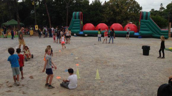 Les activitats al carrer prenen protagonisme a la Festa Major de Valldoreix