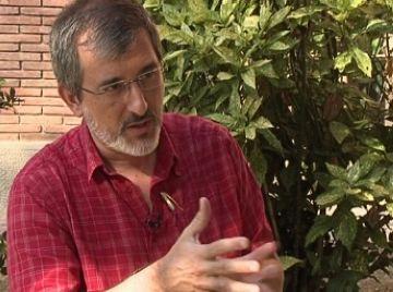 Francesc Mateu: 'Cooperació és que tots passem a tenir menys del que tenim'