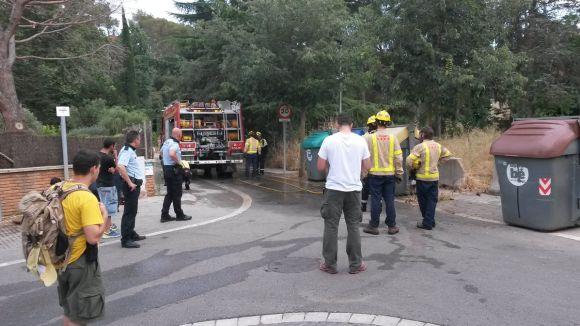 L'EMD demana a la població extremar la precaució en la campanya de prevenció d'incendis