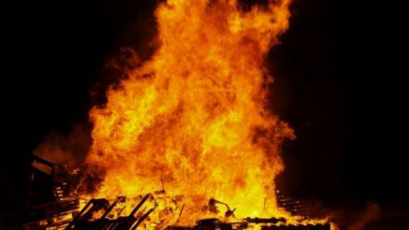 Obert el termini per sol·licitar permís d'encendre fogueres a les revetlles
