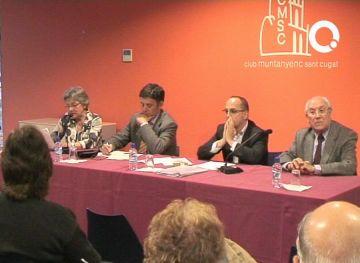Carles Campuzano (CiU): 'La proposta de Vic no resol el problema de la immigració'