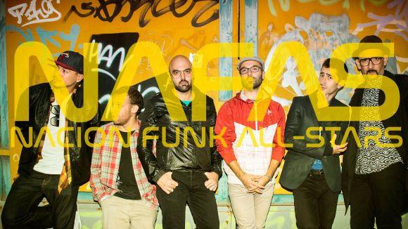El StQ. Black ofereix una nit de funk amb Cool Claxon, Groove Connection i Nación Funk