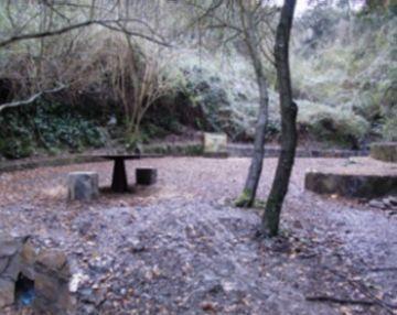 La Font d'en Sert del Parc de Collserola, remodelada i habilitada per acollir visitants