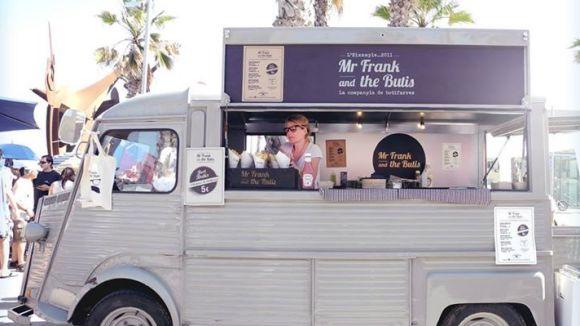 Mercantic s'omplirà de furgonetes de menjar el proper cap de setmana
