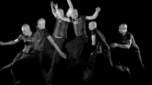 La companyia de Cesc Gelabert converteix el futbol en dansa aquest diumenge al Teatre-Auditori