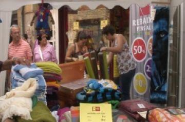 Èxit aclaparador de santcugatencs i de botigues al Fora Estocs