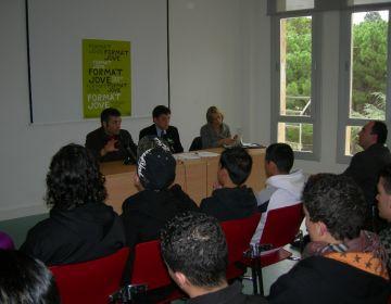 La Generalitat posa en marxa a Sant Cugat un projecte d'inserció laboral de joves immigrants