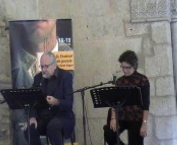 Feliu Formosa ret homenatge a Agustí Bartra