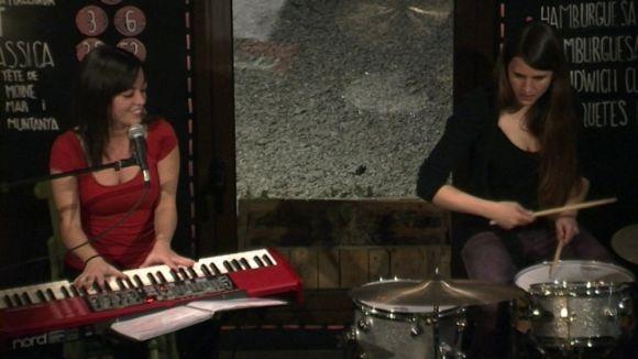 Bardagí/Fortià Duo porta el jazz i la bossanova al MUT en clau femenina