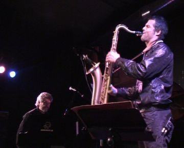 Mozart es vesteix de jazz de la mà de Llibert Fortuny i Manel Camp