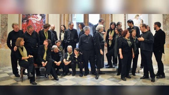 El grup Fòrum Vocal obrirà el 5è Cicle de Música Sacra Coral al Monestir