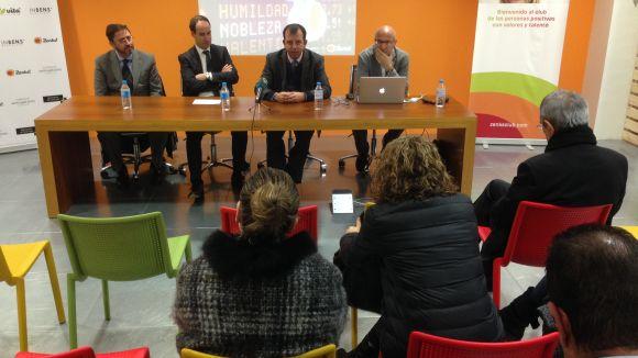 L'aliança entre Vita i Sant Cugat Empresarial vol empènyer l'economia local