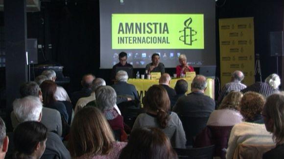 Xavier Burgués, elegit a Sant Cugat president d'Amnistia Internacional Catalunya