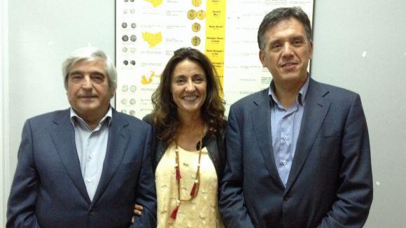 CiU proclama Mercè Conesa com a candidata als comicis municipals