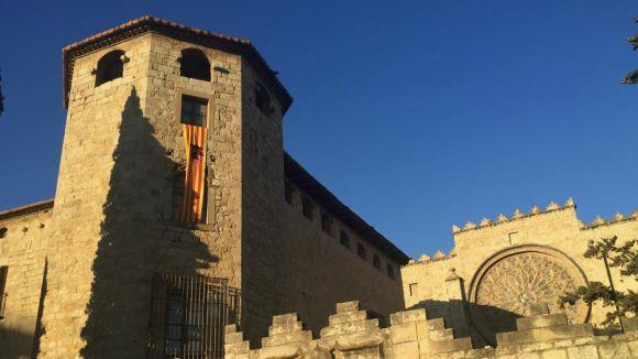 Sant Pere d'Octavià fa aquest dilluns una missa per les víctimes dels Alps