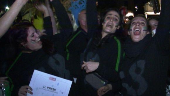 Súper Bowlsac, millor comparsa del Carnaval de Sant Cugat
