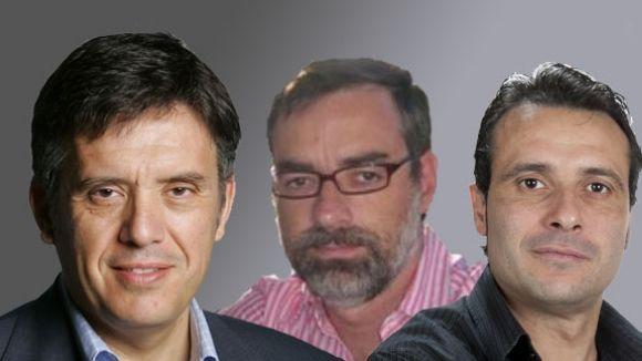El Parlament es constitueix amb els santcugatencs Recoder, Villegas i Espejo