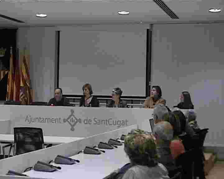 Familiars i malalts d'Alzheimer protagonitzen un documental de Cugat.cat