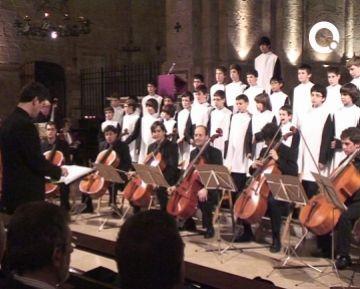 Intermón Oxfam recapta més de 8.000 euros gràcies a l'Escolania de Montserrat