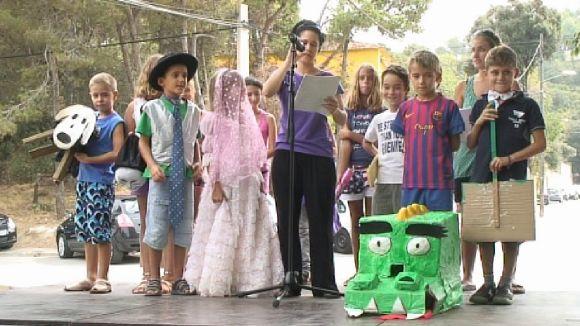 Les Planes reivindica el futur dels seus infants al pregó de Festa Major
