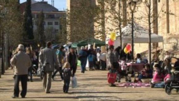 La Festa de Tardor dóna veu més que mai a les entitats locals