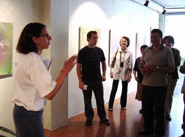 Les exposicions de llarga durada, claus perquè les galeries continuïn vives