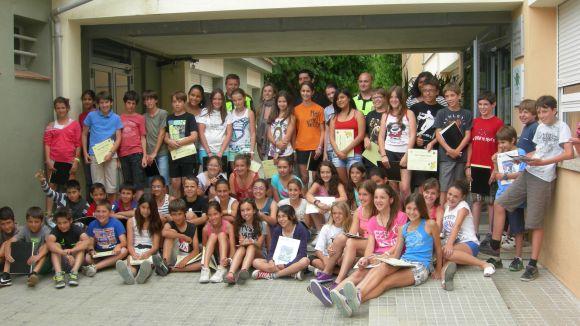 Els alumnes de 6è del Pins del Vallès ja són agents cívics