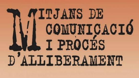 Hi haurà un debat sobre mitjans de comunicació i l'actual procés per a la independència / Foto: Òmnium