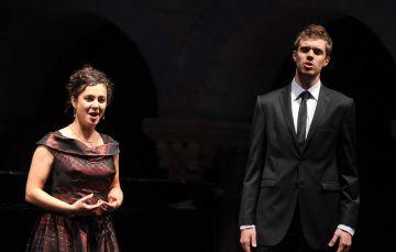El concert de Fiorenza Cedolins recapta 3.000 euros per a la compra del piano de Victòria dels Àngels