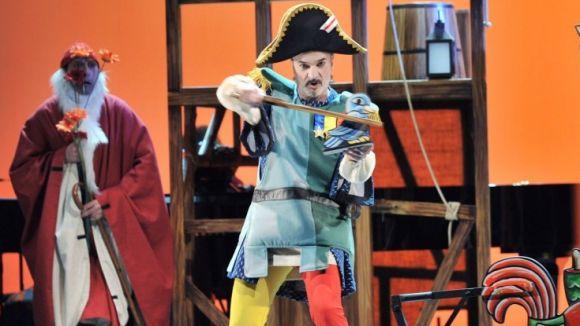 Òpera, contes i titelles, protagonistes de l'agenda infantil del cap de setmana