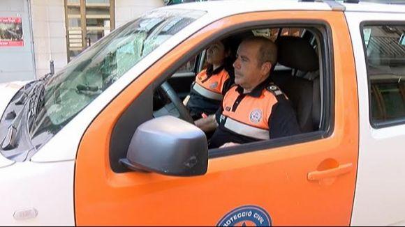 Protecció Civil veu amb bons ulls el nou carnet pels voluntaris