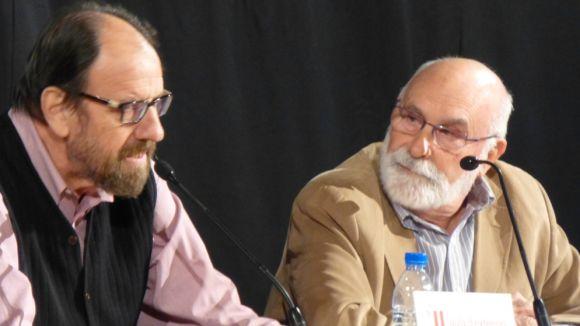 Josep Maria Pou i Llorenç Serrahima, al 'Molta Comèdia'