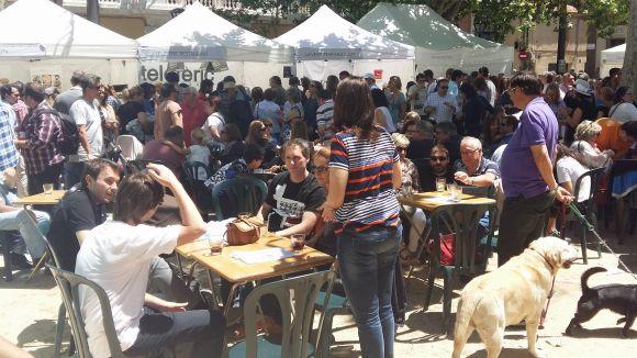 8.000 persones passen per la 1a Fira del Vermut, segons l'organització