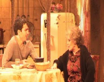 El Teatre-Auditori aplaudeix la simbiosi entre Velasco i de Eguia a 'La vida por delante'