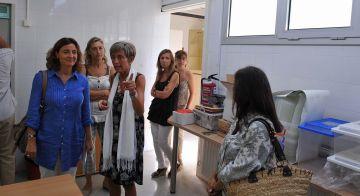 Més de tres milions d'euros posen al dia diversos centres educatius locals