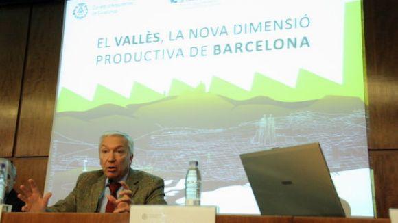 Fem Vallès porta al Parlament la unió de les dues comarques