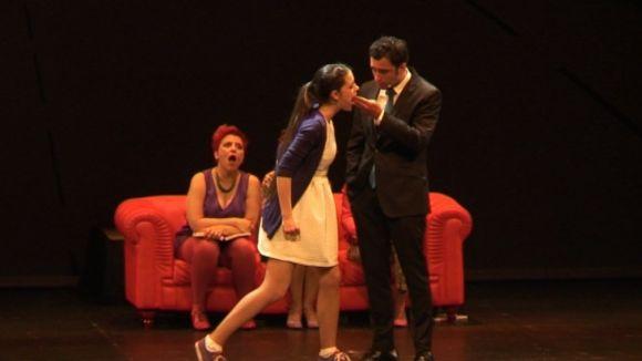 '50 sombras! El musical' es mofa del best-seller al Teatre-Auditori