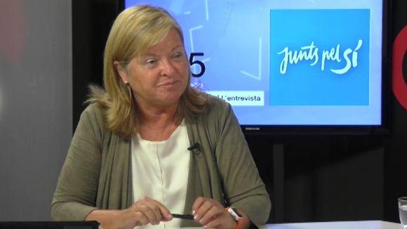 Ponsa (JxSi): 'Una majoria d'escons és suficient per anar cap a la independència'