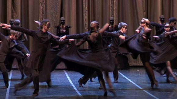El Teatre-Auditori ovaciona el 'Romeu i Julieta' de la CND