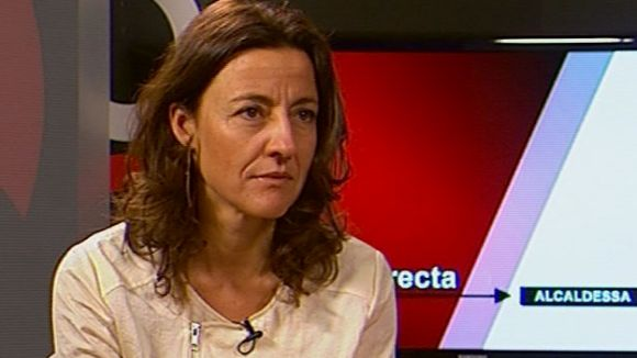 Mercè Conesa, a Cugat.cat
