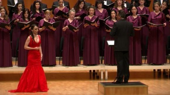 El Cor del Gran Teatre del Liceu s'apropa al públic santcugatenc