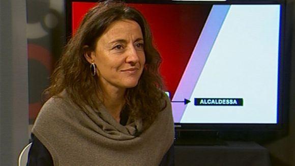 Ajornada l'entrevista amb l'alcaldessa, Mercè Conesa