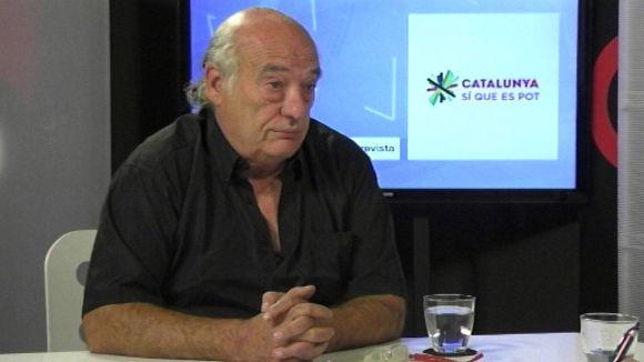 Giménez (CSQEP): 'Madrid ha de pagar i compensar l'aportació catalana'